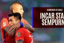 Prediksi Kamerun vs Chile