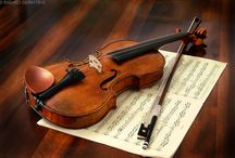 Music Passion ♡♡♡ / Pictures and Paintings of Music Instruments and such. / by Marihet Ferreira Viviers
