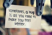 (Hug)
