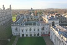 Cambridge University Architecture