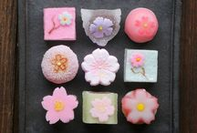 ❤ Japanese Sweets