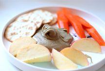 Snack Recipes / Easy, family-friendly snacks