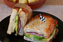 Bocadillos/sandwiches