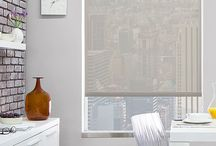 Bunting window treatments