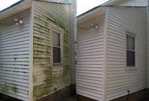 Gutter House / Various types of gutter house