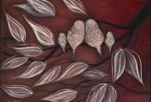 Abril Andrade : Whimsical Trees