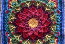 "24"" square crochet"