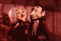 Puppet and stop-action animation / Rankin-Bass was best known for their puppet animated classics. I consider it an art form.