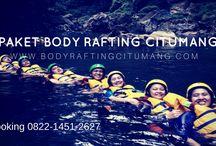 Paket Body Rafting Citumang Biaya Murah | 0822-1451-2627