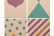 stationary & card / Calenders, birthday cards, stamps... / by Jo Lin Ong