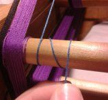 tablet weaving