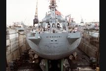 Big Naval Ships