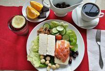 Stil de viață sănătos! / Aici vei găsi farfurii cu mâncare sănătoasă și sfaturi pentru un stil de viață sănătos!