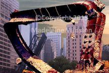 Photoshop / Digital manipulation - digital images -