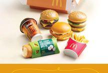 Food / Mc Donal's