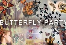 Butterfly Birthday / by Nicole Poiriez