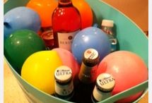 Party Ideas / by Sarah Severson