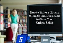 Library Media Specialist Resume and Job Search Tips
