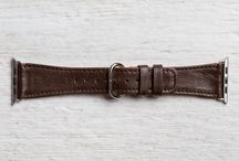 The Classic Apple Watch Band / Introducing the Classic Apple Watch Band from Pad and Quill.