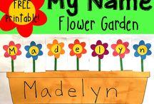 May Activities for Kindergarten