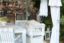Garden > in white