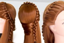 Party Hairstyles / Party Hairstyles