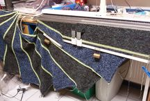 Strojové pletení/Machine knitting