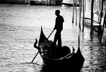 ...Venice-Veneto bw...