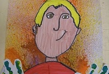SCHOOL ART & TIPS / by Heather Pretorius