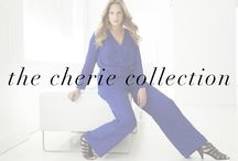 The Cherie Collection / fullbeauty.com introduces The Cherie Collection, designed by stylist Cherie Christmas. This collection is comprised of versatile, modern pieces that will compliment your figure and complete your look!
