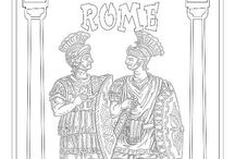 Homeschooling~ Ancient Rome