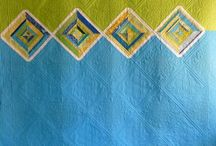 Quilts - Traseras