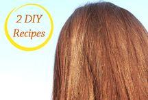 DIY hair remedies