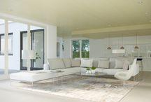 3D renders - residential home 2017