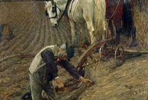 Αγροτική ζωή και τέχνη