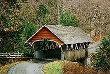 Covered Bridges / by Karen Boisselle Resinski