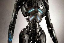 Robôs umanoides