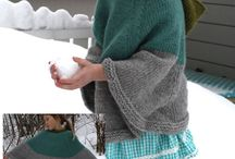 girls knits