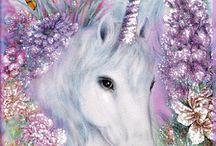 Unicorn art