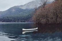 CANOING | Na kánoe