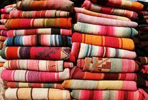 blankets / Pendelton, Indian and other cool blankets. / by Beth Barrington