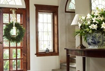 For the Home - Entryway / by Lisa Ford
