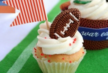 Auburn Football Tailgating! / #auburn #football #tailgating #party ideas