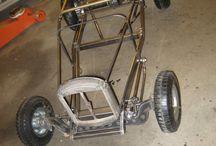 Hotrod Strollers / Ideas para mi hermos@