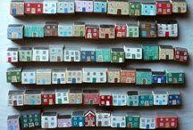 Häuser deko