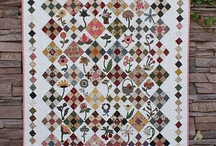 Calico Garden quilt