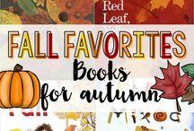Children's books autumn