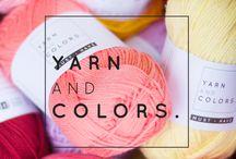 Yarn and Colors Must-have / De Must-have van Yarn and Colors, hét garen voor als je van breien en haken houdt!