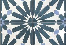 clé moroccan tile collection