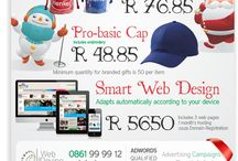 Web Devine Specials / Great Specials for Companies of All Sizes!